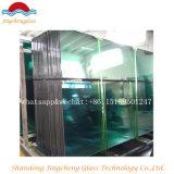 Double glace isolante en verre 6mm pour le mur rideau