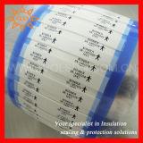 Nullhalogen-Wärmeshrink-Kabel-Markierungen