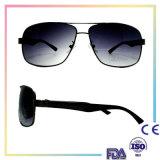 2016 nuovo occhiali da sole di modo polarizzati del progettista metallo