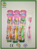 Toothbrush animale del bambino di figura della scheda lucida