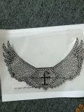 Tattoo стикеров Rhinestone тела стикера логоса крыла орла стикер слипчивого кристаллический (TS-549)