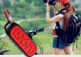 Портативный беспроволочный водоустойчивый диктор Bluetooth с микрофоном