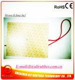 220V 5kw RubberVerwarmer van het 260*490*1.5 de mm Aangepaste Silicone