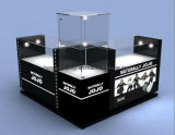 De multifunctionele Kiosk van de Showcase van de Vertoning, het Kabinet van het Glas