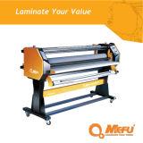 Machine chaude et froide de rouleau latéral simple de vente chaude de Mefu de lamineur avec la manivelle