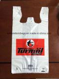 Biodegradable полиэтиленовый пакет тенниски с материалом Eco содружественным
