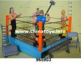 La maggior parte dei giocattoli popolari della novità dei giocattoli, bambola di plastica del lottatore (965903)