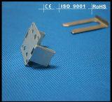 Pinzas de soporte de estantería de acero de metal personalizadas
