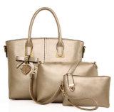 Handtas van het Leer van de Vrouw Pu van de Fabriek van de Beurs van de Schouder van de Dames van de Ontwerper van de manier de In het groot