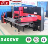 Metal que carimba o preço da máquina de perfuração da torreta do CNC para a venda