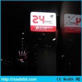 Cer-Qualität und angemessener Preis LED, die heller Kasten-Schild saugen