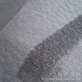 Suède 100% à la maison de textile de polyester avec enregistrer le traitement sur bande