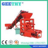 Machine de brique de construction de machine d'industries à échelle réduite Qtj4-26