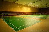 Настил PVC высокого качества Maunsell международный для спортивной площадки Badmintion