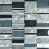 Azulejo de cristal de la pared del cuarto de baño del mosaico
