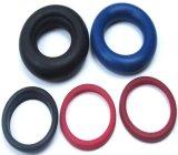 Selos do anel-O do silicone da boa resistência de petróleo/combustível líquido para a maquinaria
