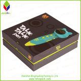 다채로운 핑거 독자 서류상 포장 엄밀한 상자