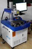 100000 Stunden lange Lebensdauer-Plastiklaser-Markierungs-Maschinen-und Der Faser-20W Laserdruckmaschine Gravierfräsmaschine