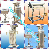 Máquina de centrífuga de aceite de coco puro