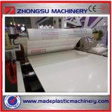 가득 차있는 자동적인 플라스틱 PVC WPC 거품 장 널 압출기 기계