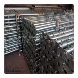 Puntelli d'acciaio di Acrow dell'armatura registrabile resistente