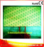 Calefator 220V 150-550W 350*400*1.5mm da borracha de silicone dos circuitos de aquecimento de Multipe