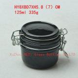 vaso di vetro di sigillamento dell'alimento 100ml del caffè di vetro del vaso
