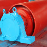 Belt Conveyor를 위한 튼튼한 고무 Lagged Pulley/Heavy Pulley/Mining Pulley