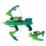 電気大きく明るく柔らかい弾丸ライト銃のスポーツのおもちゃ銃