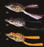最もよく柔らかいカエルの魅惑の黒の魚の魅惑のカエルの魅惑