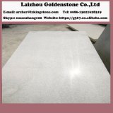 Prezzi di marmo più bassi delle mattonelle di marmo bianche di cristallo dorate cinesi del fornitore