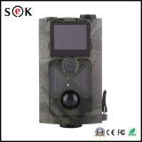 Cámaras multi aumentadas cámara del rastro de la fauna del juego del desvío de la zona del sensor del color Cmos 16MP 1080P PIR de la versión Hc-550A 5MP de la caza