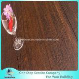 Suelo de bambú tejido de la calidad estupenda más barata que usa de interior en color marrón oscuro