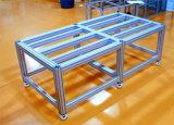 Étagère de support d'outillage de fixation à l'aluminium