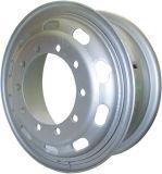 Stahl-LKW-Rad u. Felge 19.5X6.75