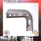 Kundenspezifische Stampings 1mm Edelstahl-Blech-Herstellung