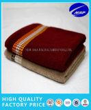 Tovagliolo solido del cotone di Egytian Comed del tovagliolo di bagno del tovagliolo del bordo del raso del cotone