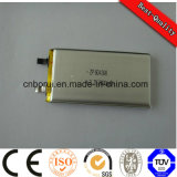 3.7V 606090 4000mAh Li-Polymer Battery para o banco de Power