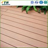 Pavimentazione composita di plastica di legno di Decking di fabbricazione