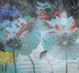 Het decoratieve Mozaïek van het Glas van Mozaiki Szklanej van het Bouwmateriaal