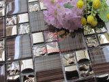 Le papier de mur en cristal titanique de mélange aiment la mosaïque en verre (CFC638)