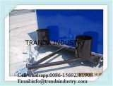 食糧トレーラーの単一の車軸10FT x 6.6FTの十分に良い状態に装備されている習慣