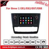 Véhicule de l'androïde 5.1 DVD GPS pour le traqueur de véhicule de la cabane GPS de BMW 1 E81/E82/E87/E88radio (automatique)
