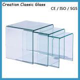Espaço livre e vidro Tempered colorido para o vidro de /Building do vidro de segurança
