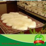 Coperta della pelle di pecora della coperta/quattro cuoii della pelle di pecora del Quarto