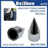 Spinta di plastica del tubo del bicromato di potassio sul coperchio della noce per semi i camion pesanti commerciali