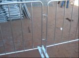 Barriera d'acciaio galvanizzata Hot-DIP della strada/barriera acciaio di traffico