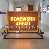 Segnali di pericolo della strada En12966 di traffico esterno di velocità LED