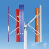 fuori dal generatore di vento della turbina di vento di griglia 200W per la centrale elettrica ibrida solare del vento