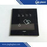 Glace estampée par cuisine durcie accessible de la Faire-dans-Chine Splashbacks